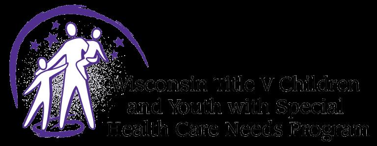 Wisconsin CYSHCN_TitleV logo