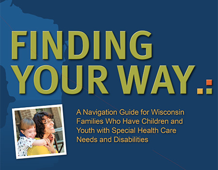 Finding Your Way family guide